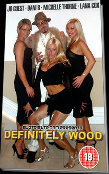 aligtribute.com Presents: Definitely Wood